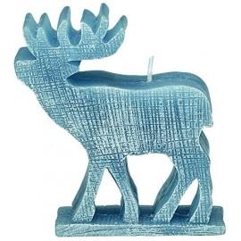 Candela - Deer dusty blue small