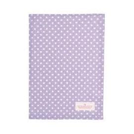Asciugamano - tea towel Spot lavendar