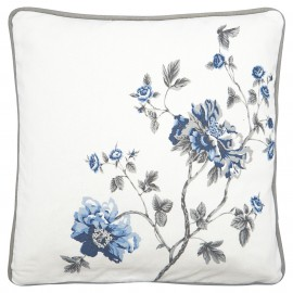 Cuscino - cushion Charlotte white pieceprinted