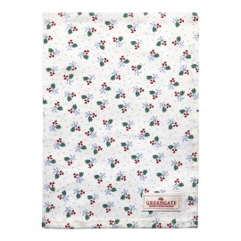 Asciugamano - Tea towel Joselyn white