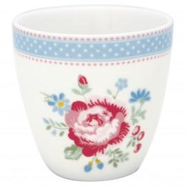 Tazzina da caffè - Mini latte cup Evie white