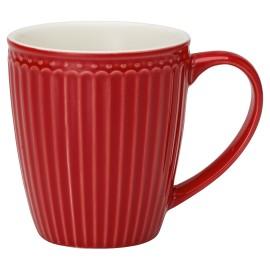 Tazza - Mug Alice red