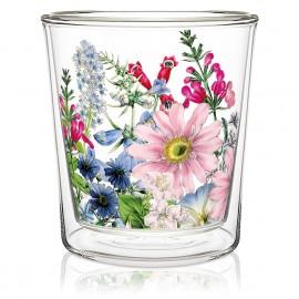 Bicchiere doppio fondo Floriculture