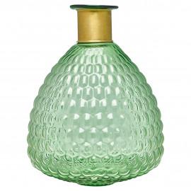 Vase Bianca green h 27cm