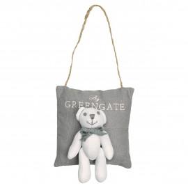 Scented Bag grey w/teddy