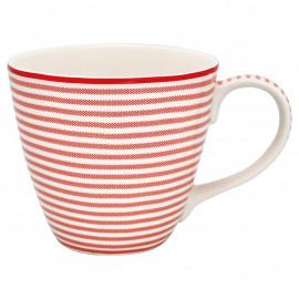 Mug Thea red