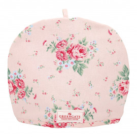 Tea cosy Marley pale pink