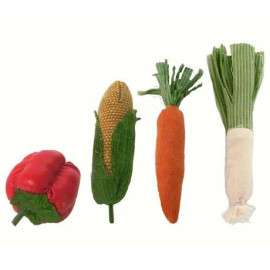 4 Vegetables