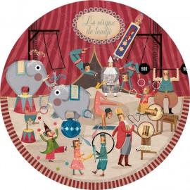 Puzzle Circus round