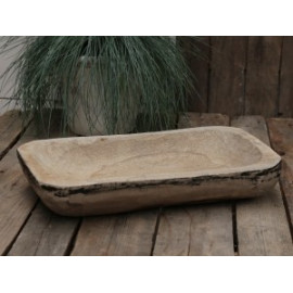 Old French Wooden Tray