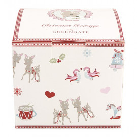 Giftbox Bambi white small