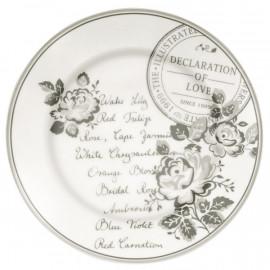 Plate Dora