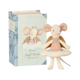 Angel Mouse Big Sister in book