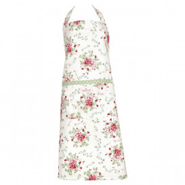 Apron Mary White