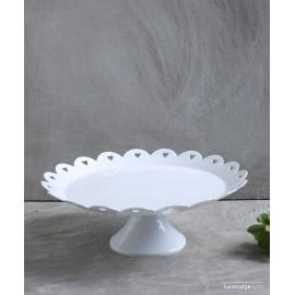 Alzata in ceramica