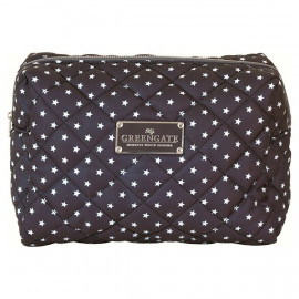Nylon Wash bag Star grey