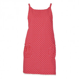 Apron Haven red