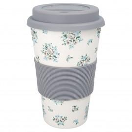 Travel mug Nicoline beige
