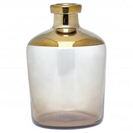 Vase Nova gold h 18cm