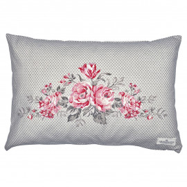 Cushion Marie pale blue 50x50cm