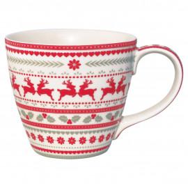 Mug Ivy white