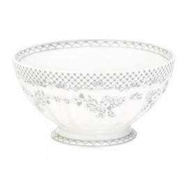 French Bowl Stephanie warm grey