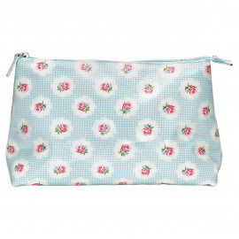 Cosmetic bag Tammie pale blue large