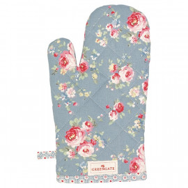 Grill Glove Simone blue