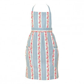 Apron child Nigella blue